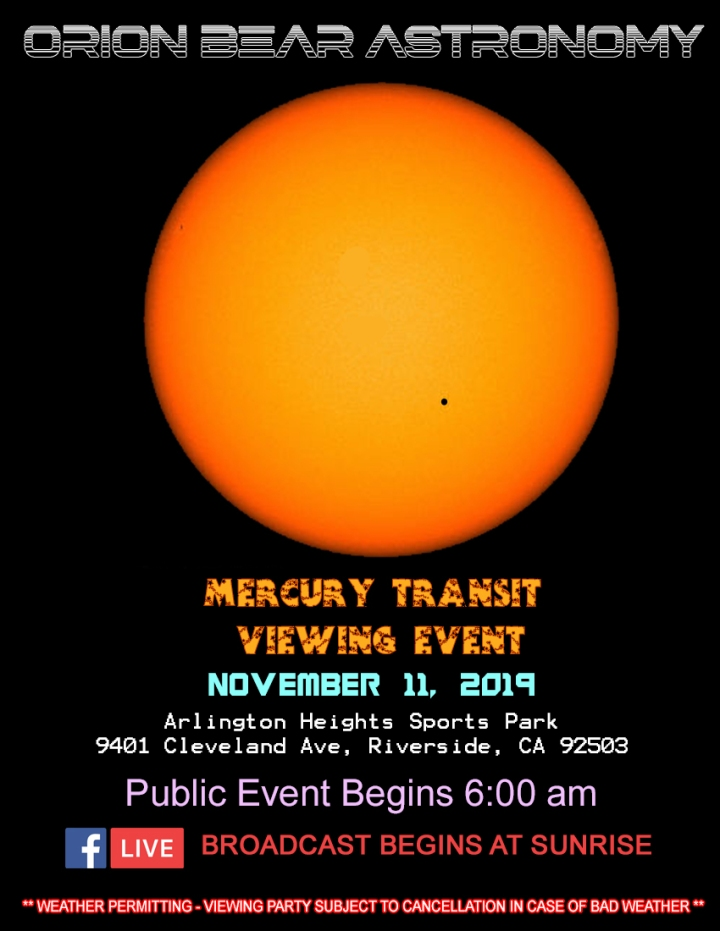 OBA Mercury Flier