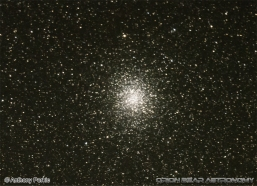 M22 - Great Sagittarius Cluster