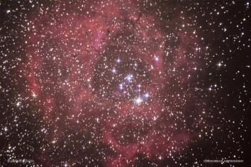 NGC 2244 - Rosette Nebula