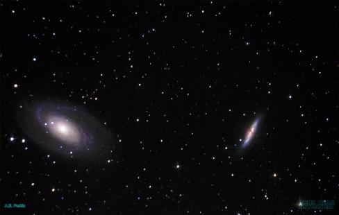 M81 & 82