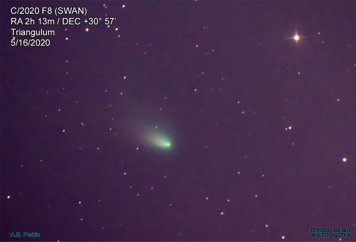 5-15-20 comet swan