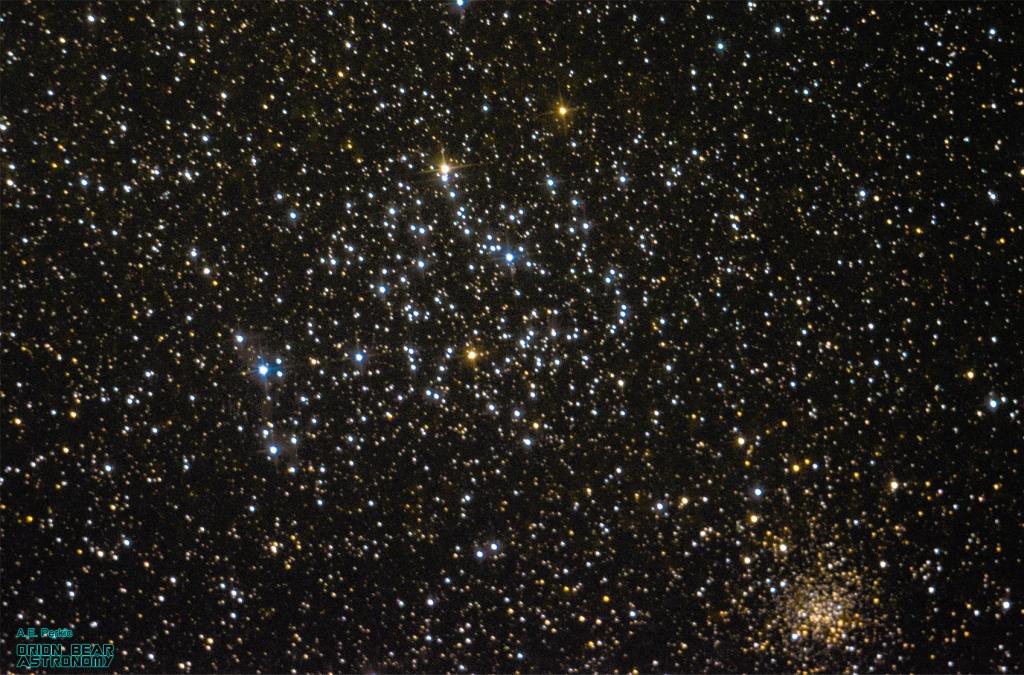 M35 - Shoebuckle Cluster
