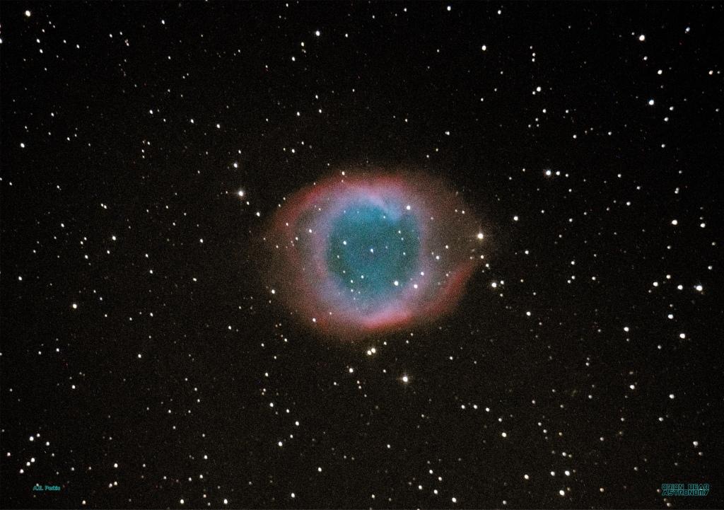 C  63 (NGC 7293) - Helix Nebula