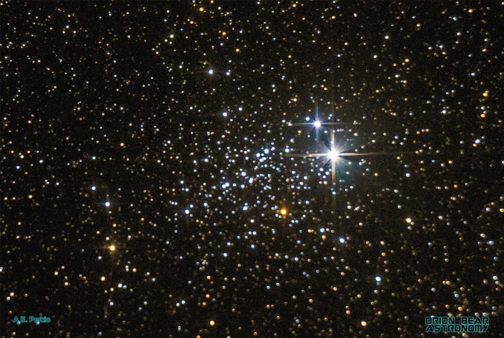 C13 / NGC 457 - Owl Cluster